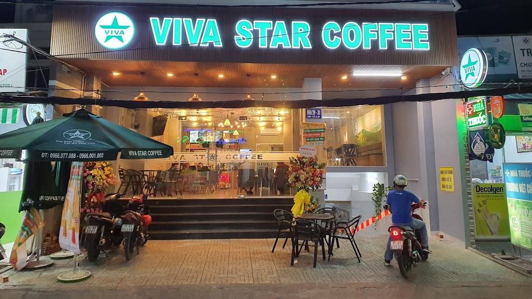 quán cà phê ViVA TÂN PHÚ