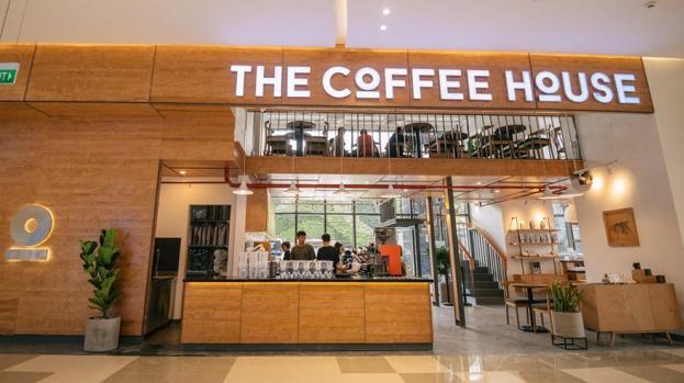 cà phê The coffe house