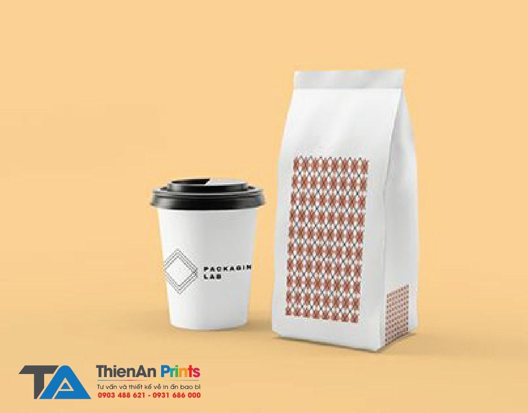 In túi cà phê giá rẻ tại xưởng