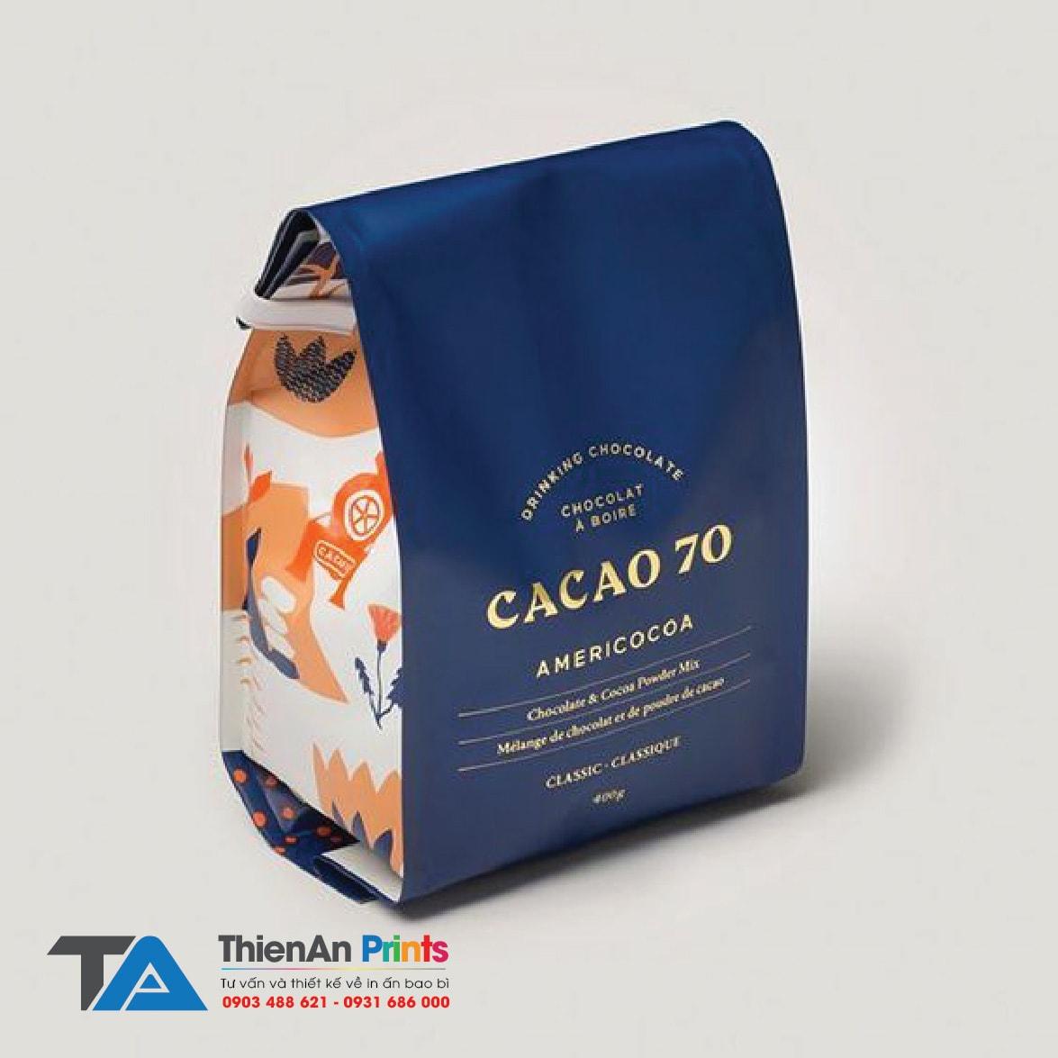 Túi cacao đẹp