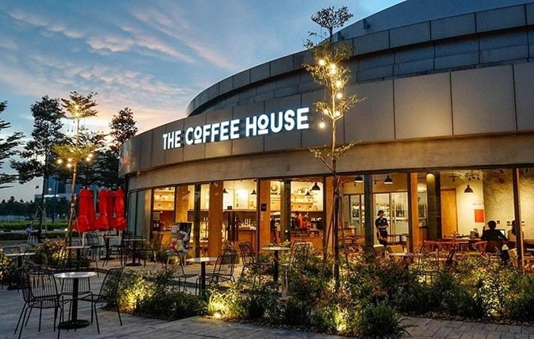 Coffee house gần nhà