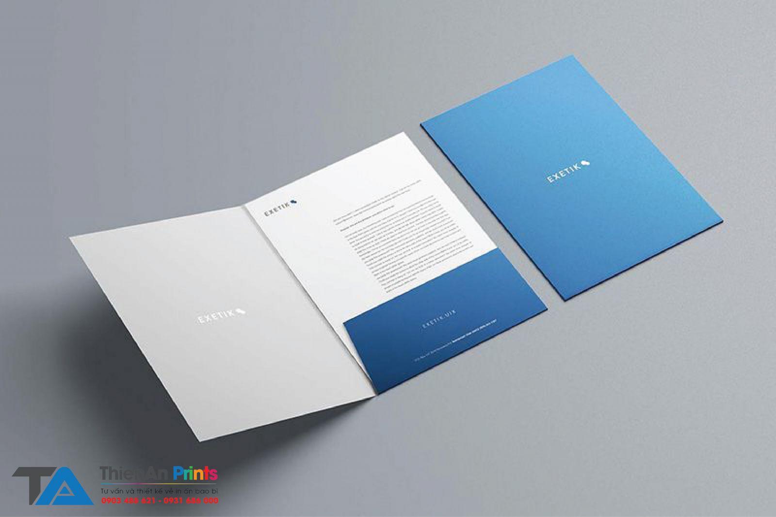 Mẫu Folder đẹp