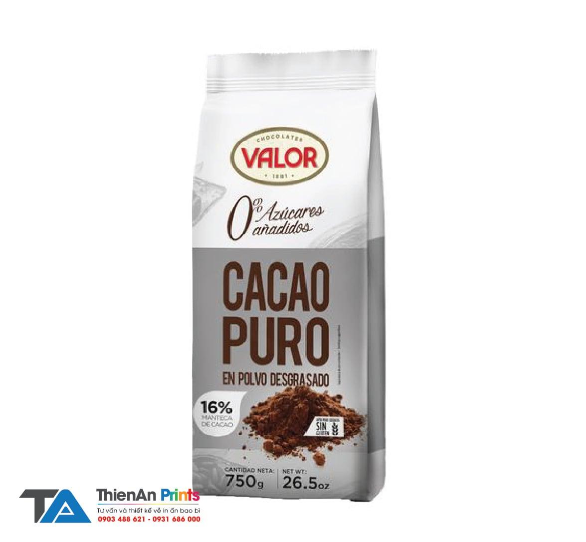 Mẫu túi cacao đẹp