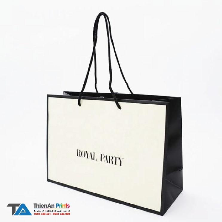 Túi giấy chuyên đựng mỹ phẩm đẹp