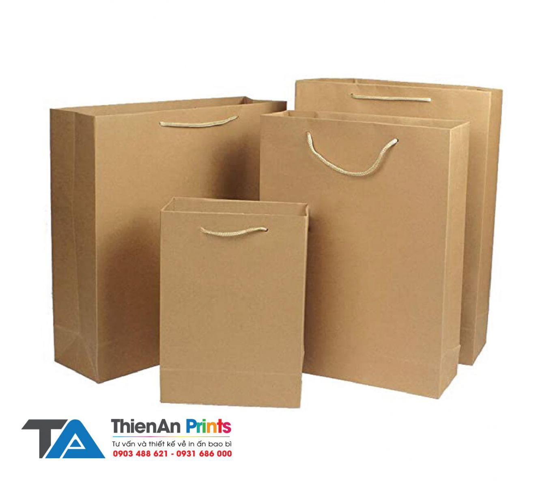Túi giấy xi măng đựng quân faos