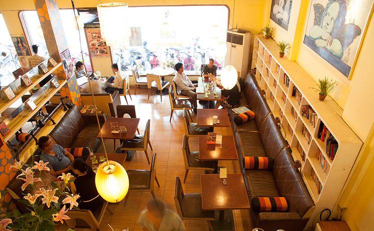quán cafe sạch