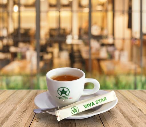 Đồ uống tại Viva coffee